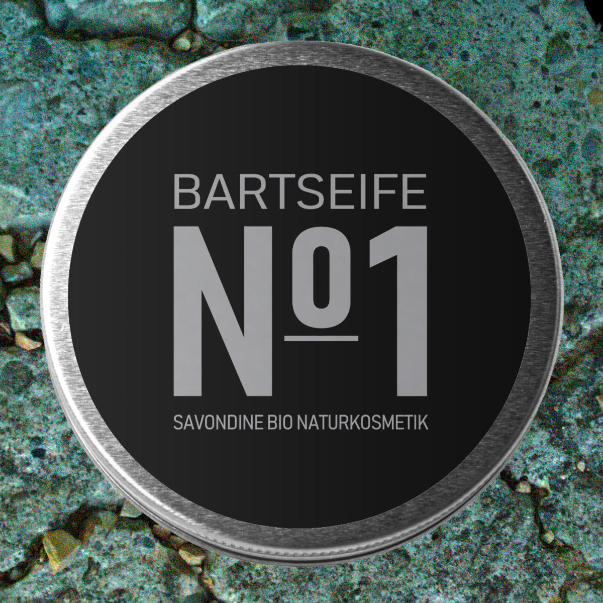 Bio Bartseife No1